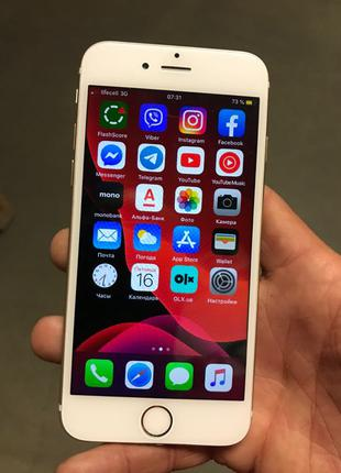 IPhone 6s 32gb gold never lock