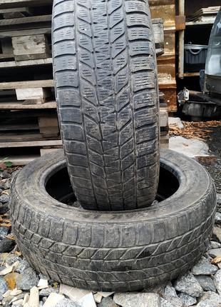 Зимняя резина Bridgestone Blizzak LM25 205/55 R17 б/у