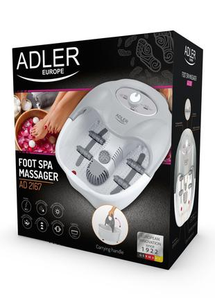 Ванночка массажер для ног Adler AD 2167