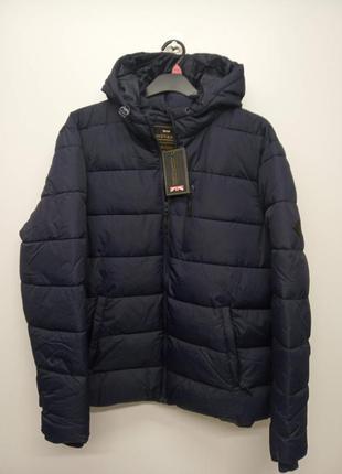 Зимняя куртка на синтепоне от harvey&jones, великобритания