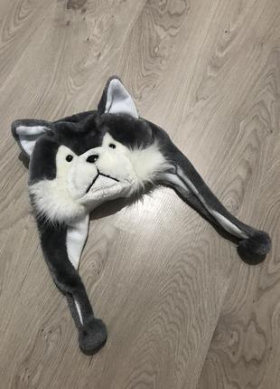 Шапка кот карнавальная