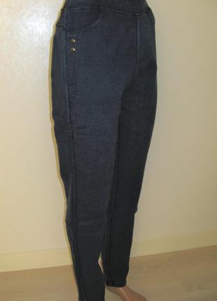 Джеггинсы на меху, теплые джеггинсы, теплые джинсы, джинсы на ...