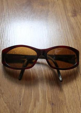 Стильные винтажные солнцезащитные очки от люкс бренда vintage ...