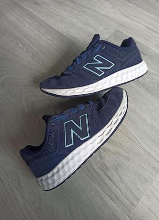 Детские кроссовки new balance 574 размер 30.5 , стелька 18 см