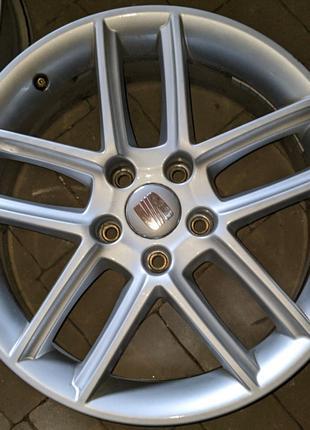 Оригинальные диски 7.5j r17 ET42 Vag Seat Vw Audi Skoda