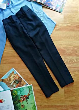 Детские отменные современные строгие брендовые брюки для мальч...