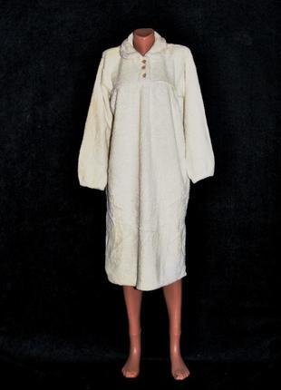 Плюшевые, флисовые, домашние платья и халаты! очень теплый плюш!