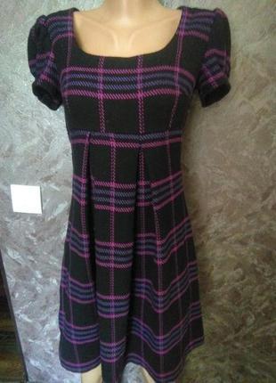 Тёплое миди-платье от defile lux