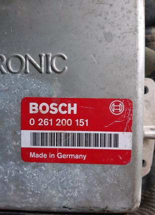 Блок управления двигателем ЭБУ БМВ е30/е34