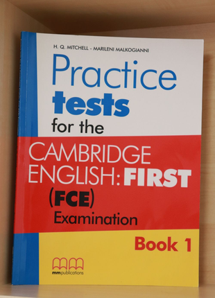 Practice Tests for FCE