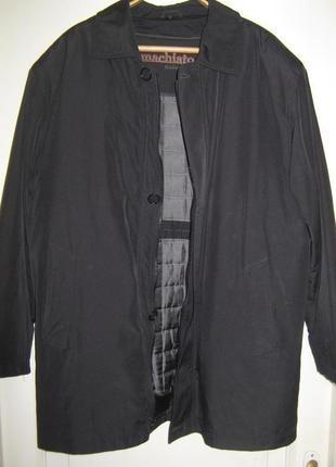 Куртка мужская осень-зима б/у