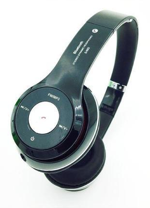 Наушники беспроводные Bluetooth Monster Beats Solo S460