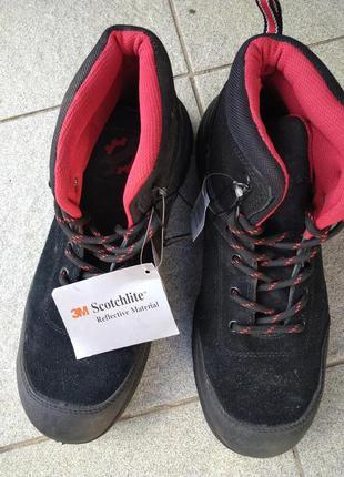 Крутые рабочие ботинки из германии