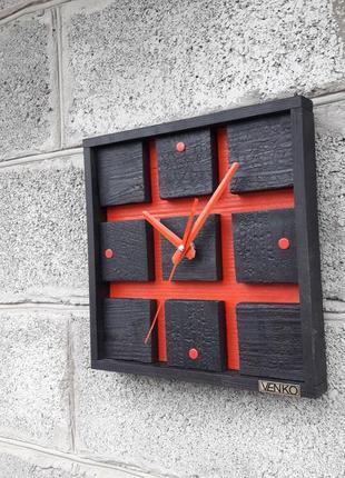 Настенные часы в современном дизайне, необычные настенные часы