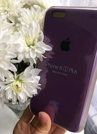Чохол apple silicone case для iphone 6 с плюс 6 плюс