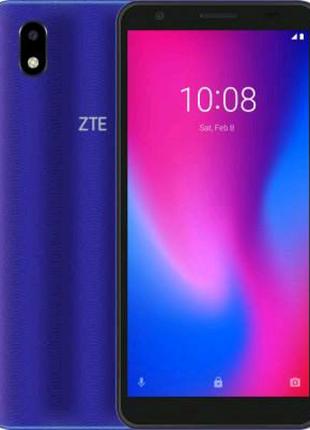 Мобильный телефон ZTE Blade A3 2020 1/32Gb NFC Blue