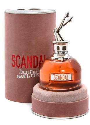 Женская парфюмированная вода jean paul gaultier scandal