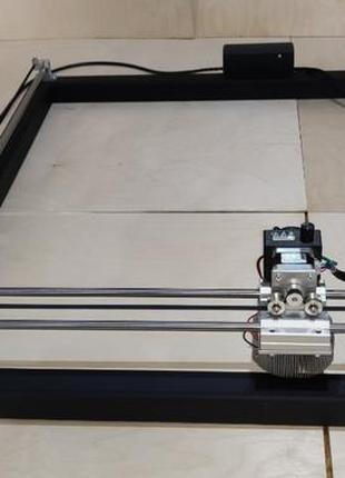 Лазерный гравер 6вт выжигатель/резка grbl 66х72
