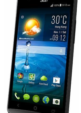 Сенсорный телефон Acer Liquid E700 на три карточки