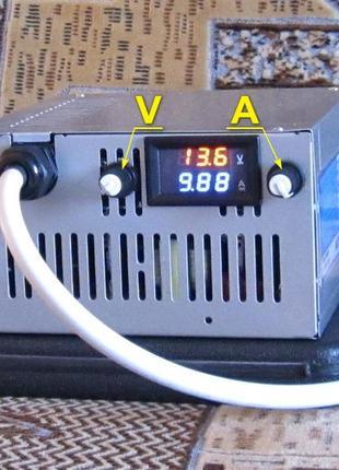 Зарядное устройство (зарядка) АКБ от 6 до 10 ампер