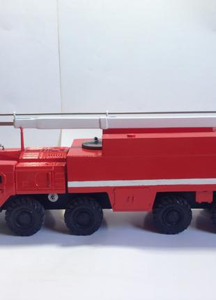 Модель пожарного МАЗ-7310 Ураган М=1-43