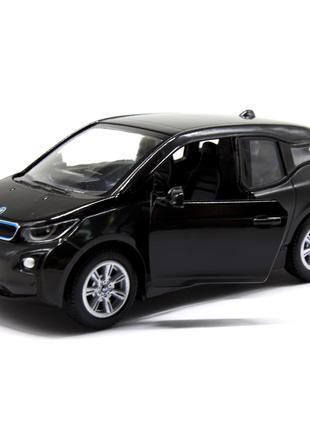 Модель электромобиль BMW i3 KT5380W черный
