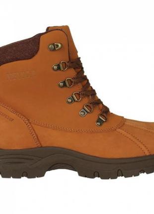 Новые кожаные зимние ботинки NEVICA Великобритания. Оригинал.