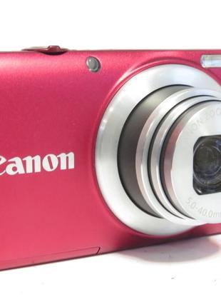 Цифровой фотоаппарат Canon PowerShot A4000 - 16 Мп. - HD - Идеал