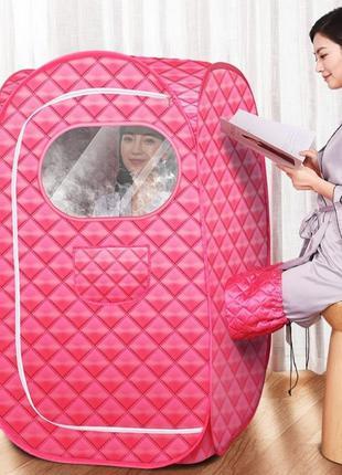 Сауна, баня переносная, портативная, баня-палатка, мобильная баня