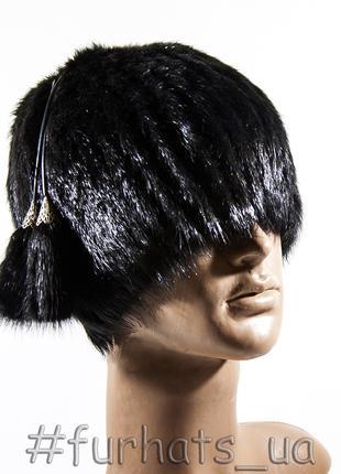 МЕХОВАЯ ШАПКА «ШЕЛЛИ» Женская шапка из натурального меха