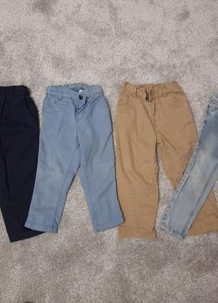 Штаны,брюки,джинсы на мальчика