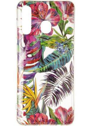 Чехол для моб. телефона Gelius Flowers Shine for Samsung A205