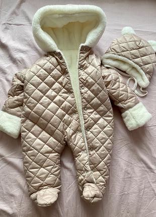 Детский комбинезон 6-9 месяцев