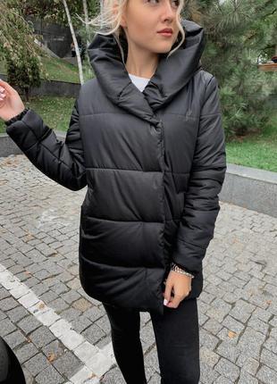 Куртка женская *зефирка* пуховик, зима