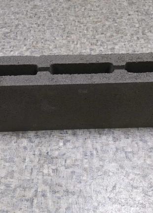 Шлакоблок 80х190х500 мм.