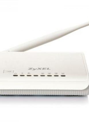 Wi-Fi роутер/маршрутизатор ZyXEL Keenetic Lite