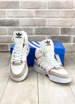 Adidas Drop Step White.