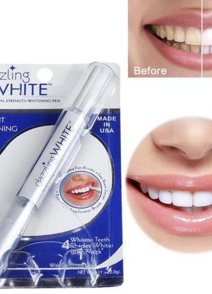 Отбеливающий карандаш для зубов, для отбеливания зубов