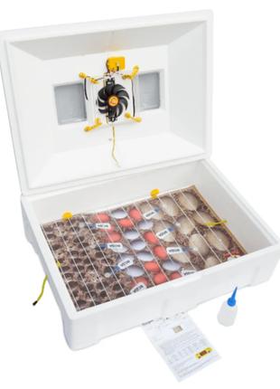 Инкубатор механический Теплуша ИБ 100 (12В) Тэновый с влагомером