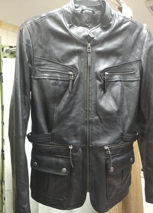 Куртка кожаная bc