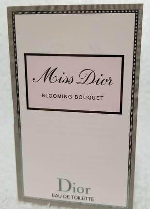 Christian Dior Miss Dior Blooming Bouquet 100 % Оригинал.