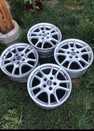 Литые диски 5/110 r16 Opel (002 0654)