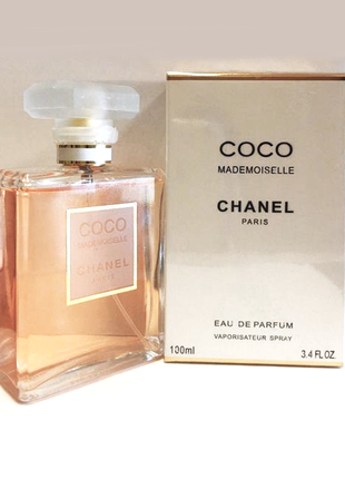 Женские духи Chanel Coco Mademoiselle 100 мл ОАЭ Лицензия