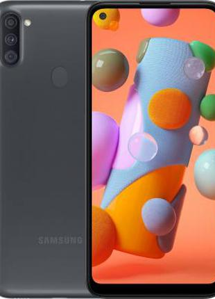 Мобильный телефон Samsung SM-A115F (Galaxy A11 2/32GB) Black (SM-