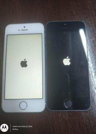 IPhone 5S A1533 32ГБ LTE оригинал из США Неверлок ID (icloud)чист