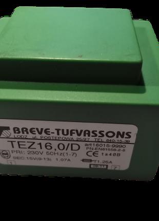 Трансформатор для печатных плат NTZ16,0/D
