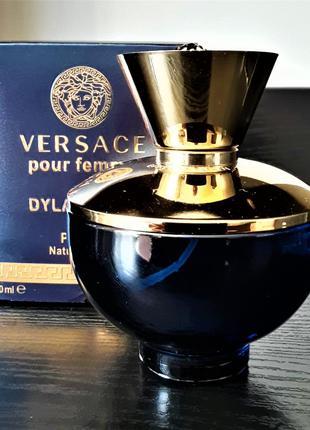 Женские духи Versace Dylan Blue pour Femme 100 мл ОАЭ Лицензия