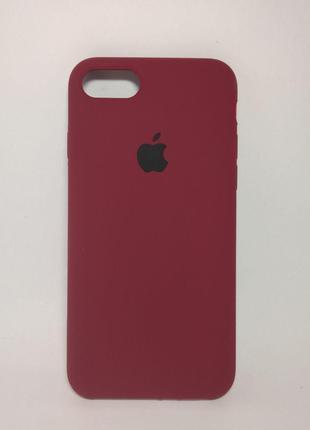 Задня накладка iPhone 7 Original Soft Touch Case Dragon Fruit