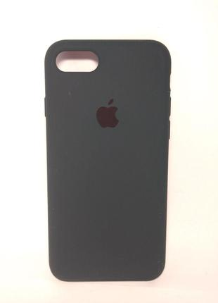 Задня накладка iPhone 7 Original Soft Touch Case Forest Green