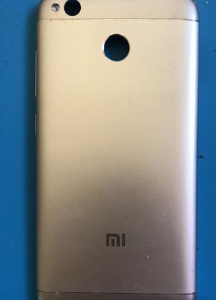 Крышка оригинал Xiaomi Redmi 4х
